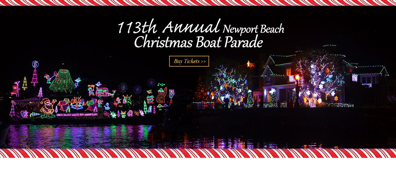 Naples Christmas Parade 2019.Newport Beach Boat Parade