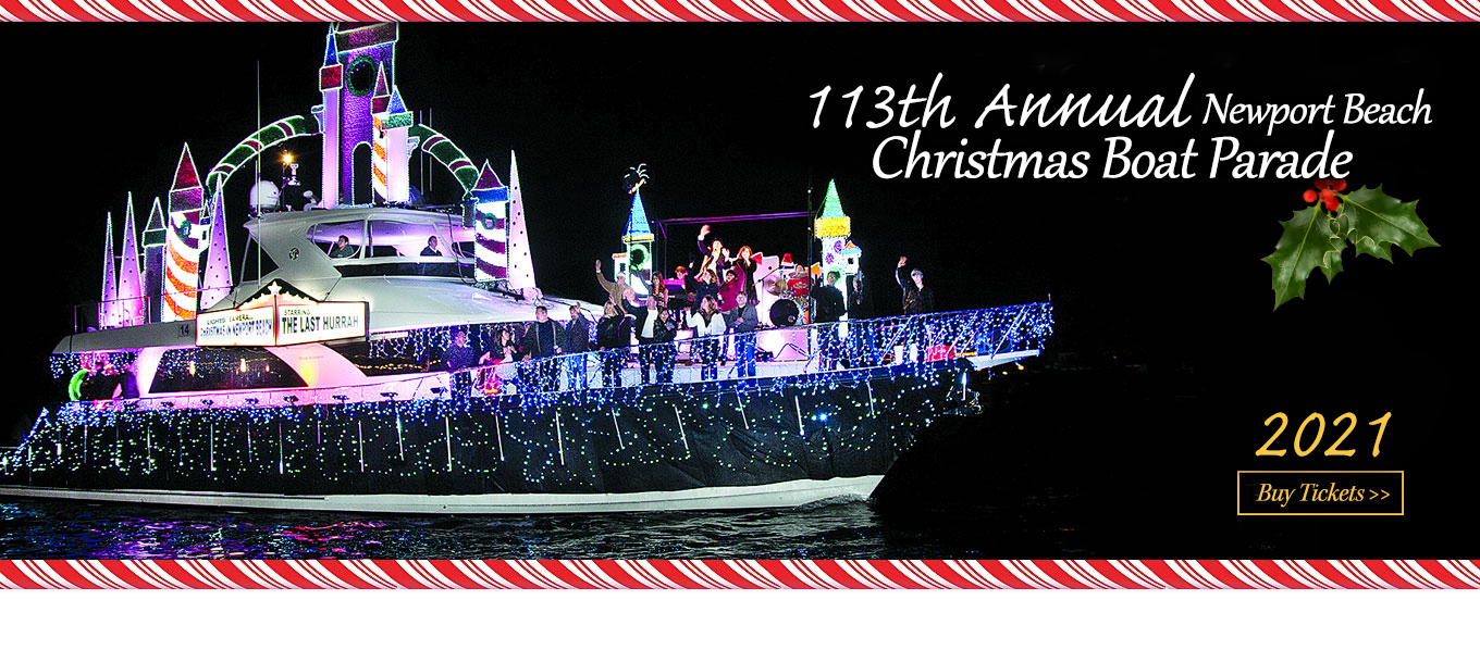 Last Day To Ship For Christmas 2019.Newport Beach Boat Parade